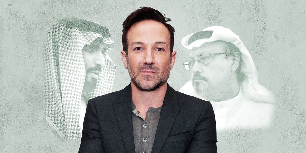Bryan Fogel Says There's a Reason You Haven't Heard Much About <i>The Dissident</i>