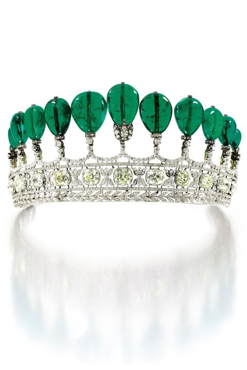 record breaking jewellery   the donnersmarck tiara