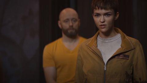 Cine En Cuatro The Doorman Con Ruby Rose Y Jean Reno