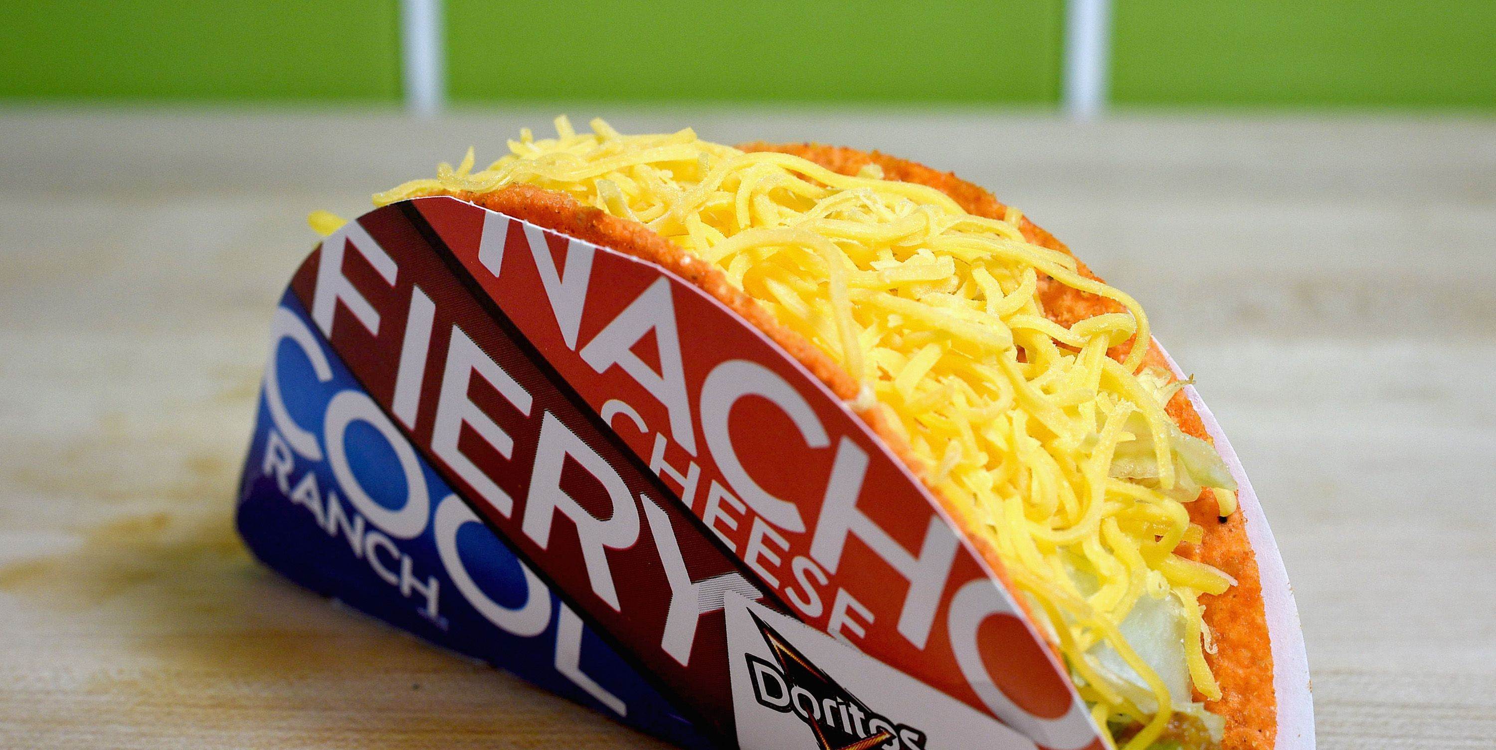 Taco Bell Giving Out Free Doritos Locos Tacos Tomorrow