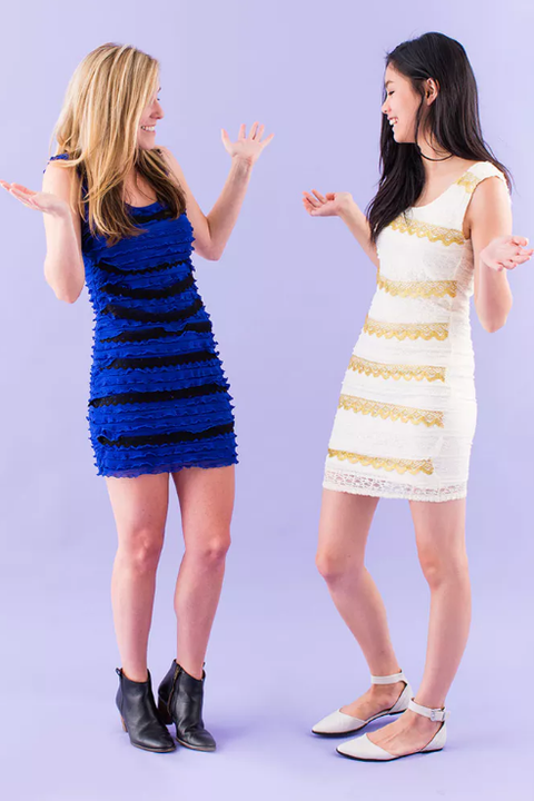 teen halloween costumes - the dress costume