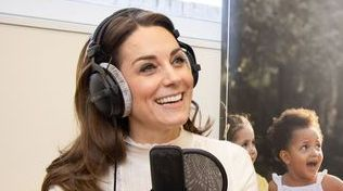 Why Kate Middleton's Podcast Interview Was So Groundbreaking