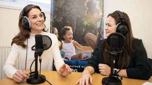 kate middleton podcast the Happy Mum, Happy Baby