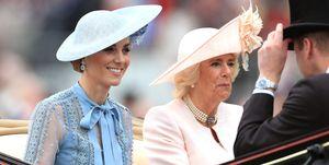 kate middleton elie saab Royal Ascot - Day One - Ascot Racecourse