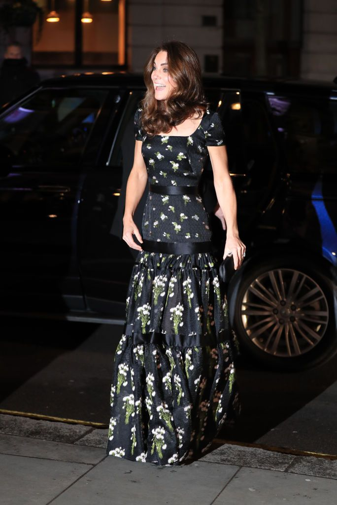 Royal visit to the 2019 Portrait Gala