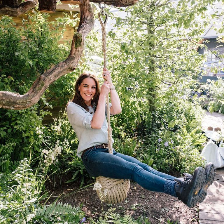 Duchess of Cambridge launches a gardening competition