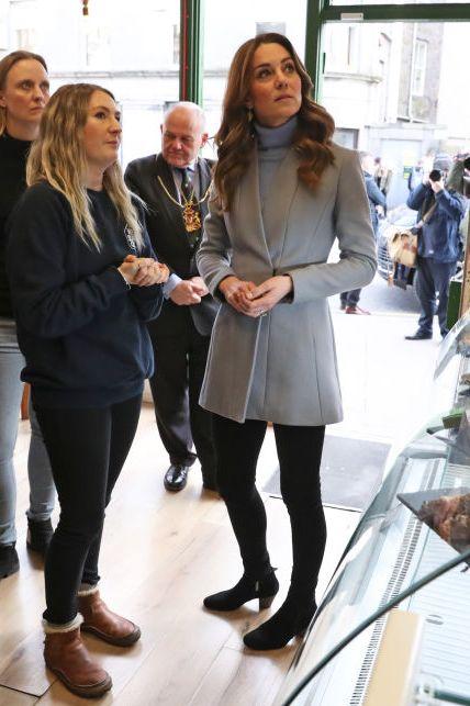 kate middleton Royal visit to Scotland