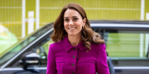 The Duchess Of Cambridge Visits The Royal Opera House