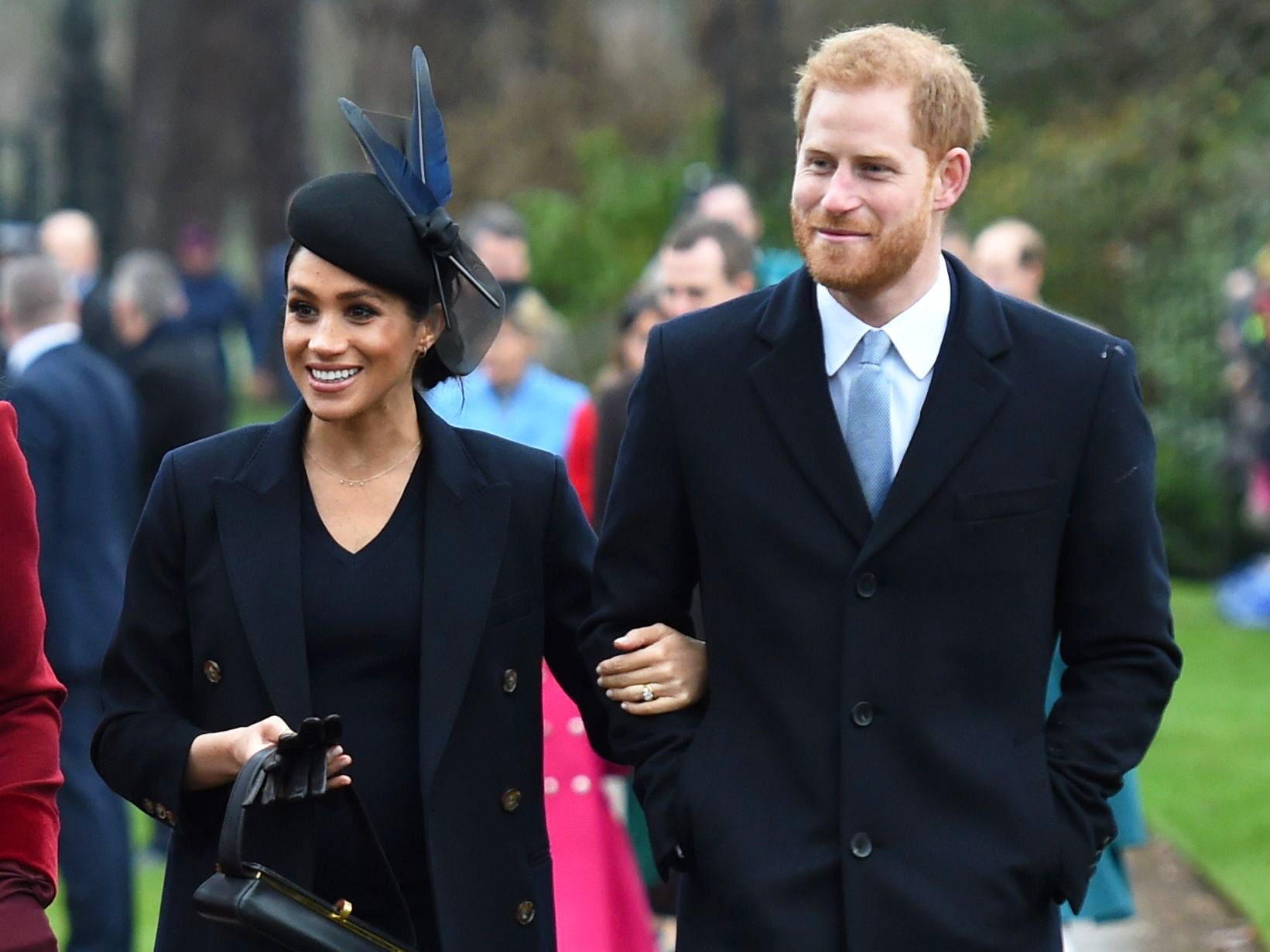 Meghan Markle, Prince Harry, and Archie Will Be Spending Christmas With Her Mom, Not the Royal Family