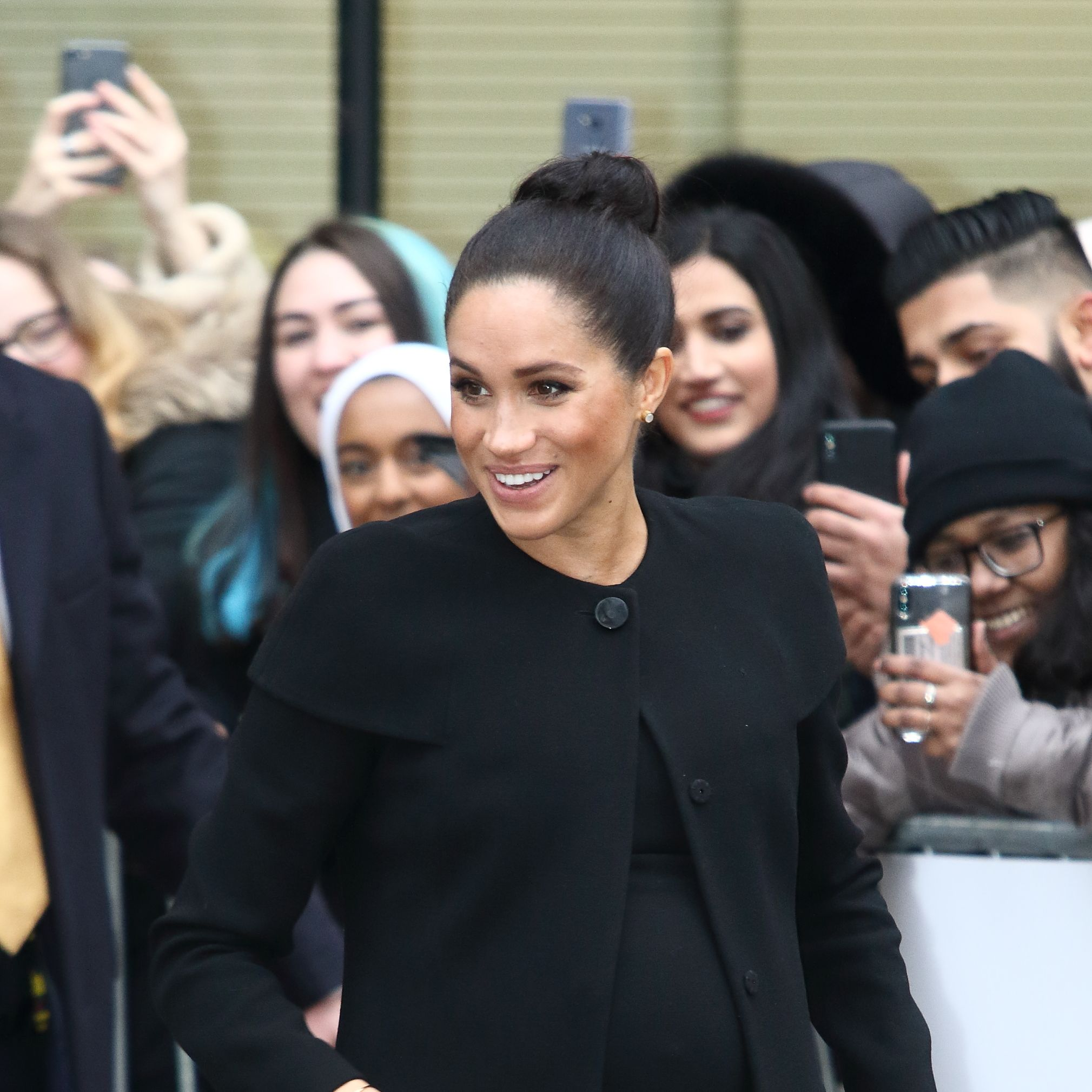 Meghan Markle Reportedly Supports a Campaign for More Diversity in British Universities