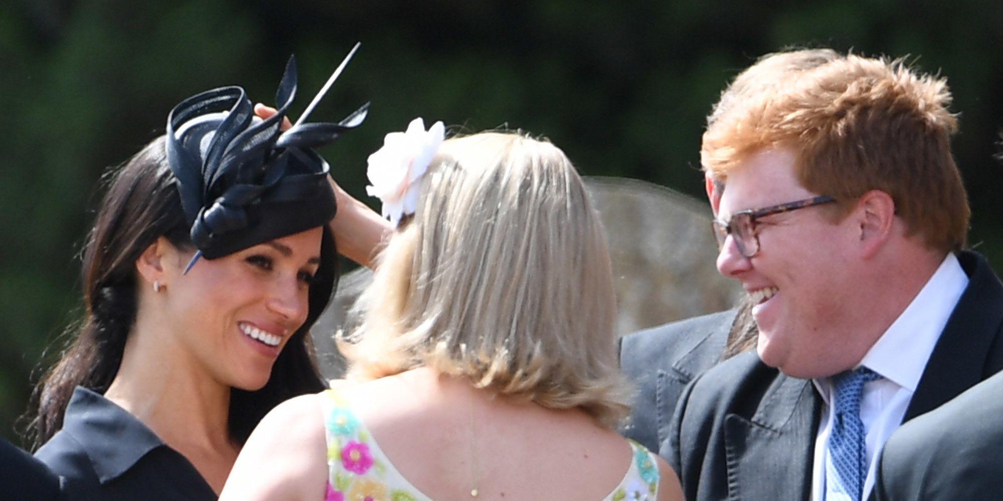Charlie van Straubenzee and Daisy Jenks wedding