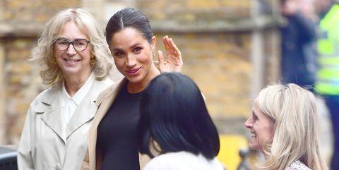 Duchess of Sussex announces patronages