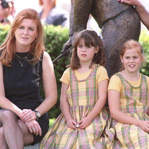 Princess Eugenie shares adorable throwback to celebrate her mum's birthday