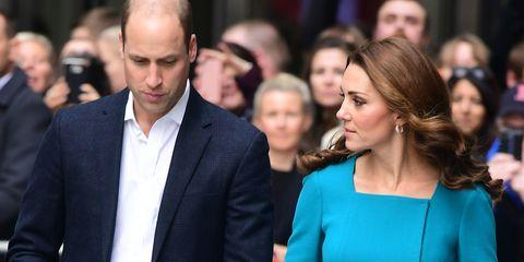 Royal visit to the BBC