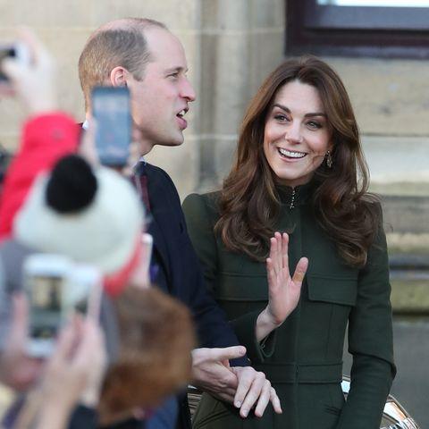 Royal visit to Bradford