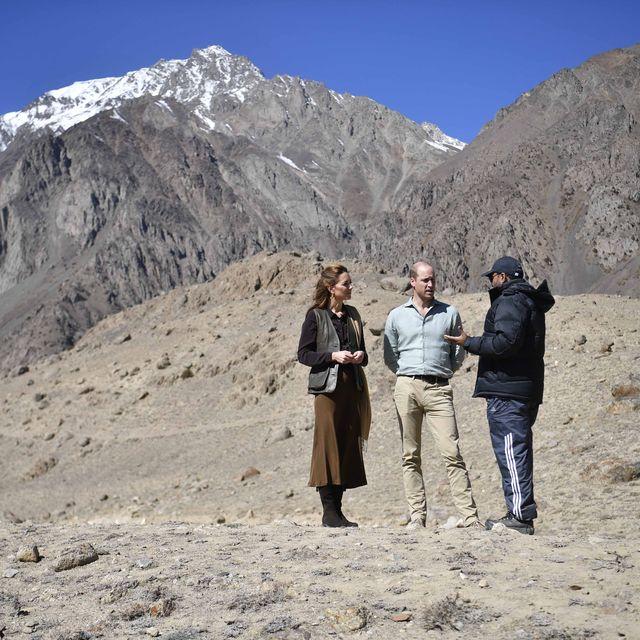 Royal visit to Pakistan - Day Three