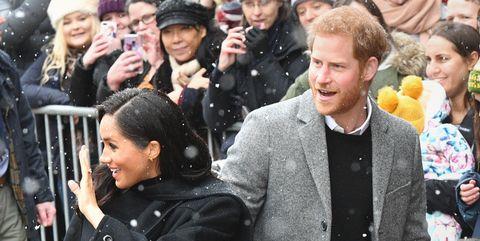 Duke and Duchess of Sussex visit Bristol