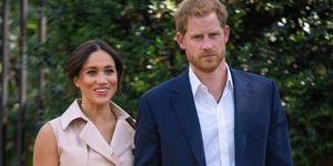 Royal visit to Africa - Day Ten