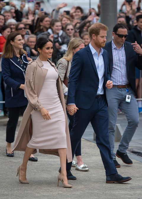 Royal tour of New Zealand - Day Three