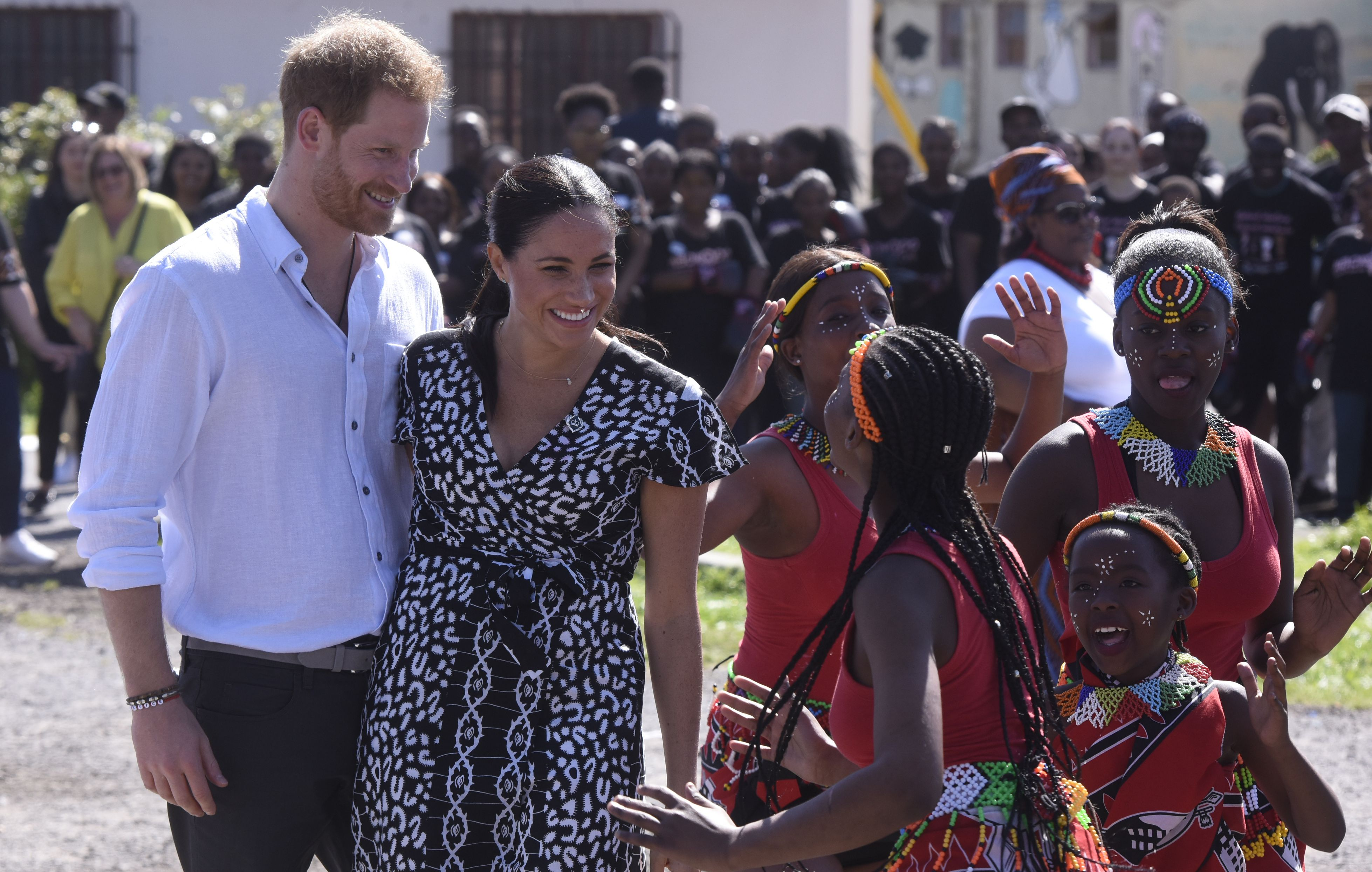 How to Watch 'Harry and Meghan: An African Journey'