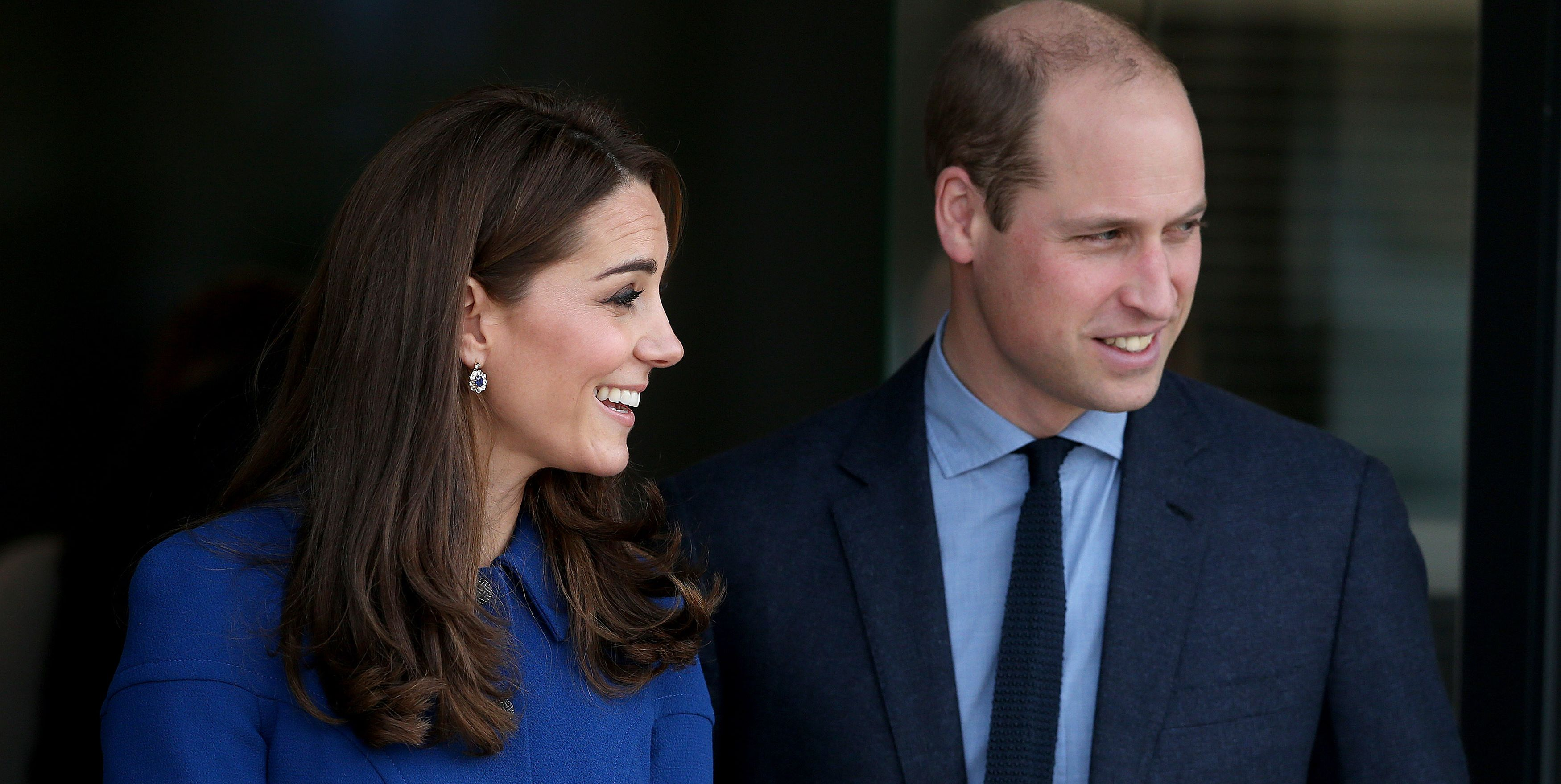 The Duke & Duchess Of Cambridge Visit South Yorkshire