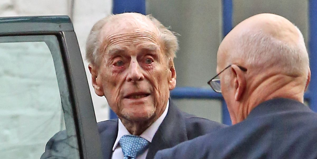Why Prince Philip Isn't at Christmas Church with the Royal Family this Morning