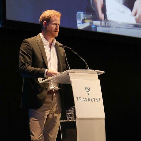 Duke of Cambridge at sustainable tourism summit