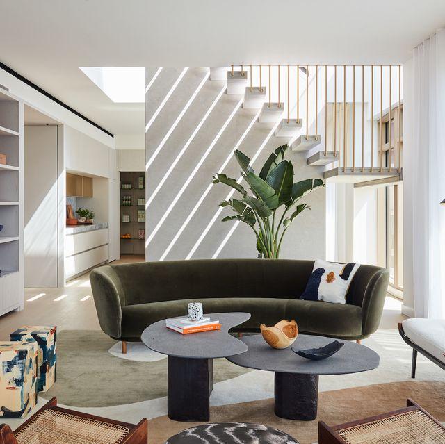 appartamento in stile minimal a londra