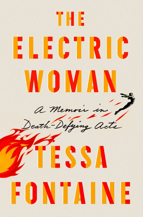 The Electric Woman Tessa Fontaine