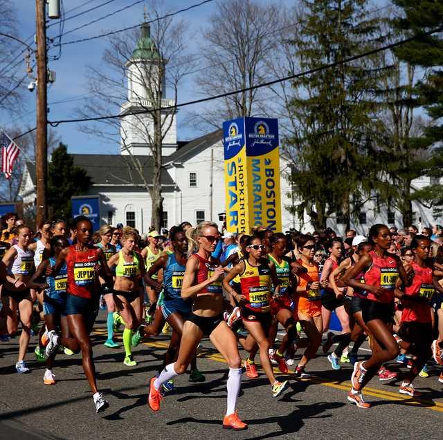 2014 baa boston marathon
