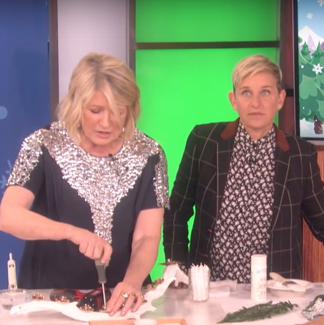 Martha Stewart Christmas Trees 2020 Martha Stewart Has An Insane Number Of Christmas Trees In Her Home