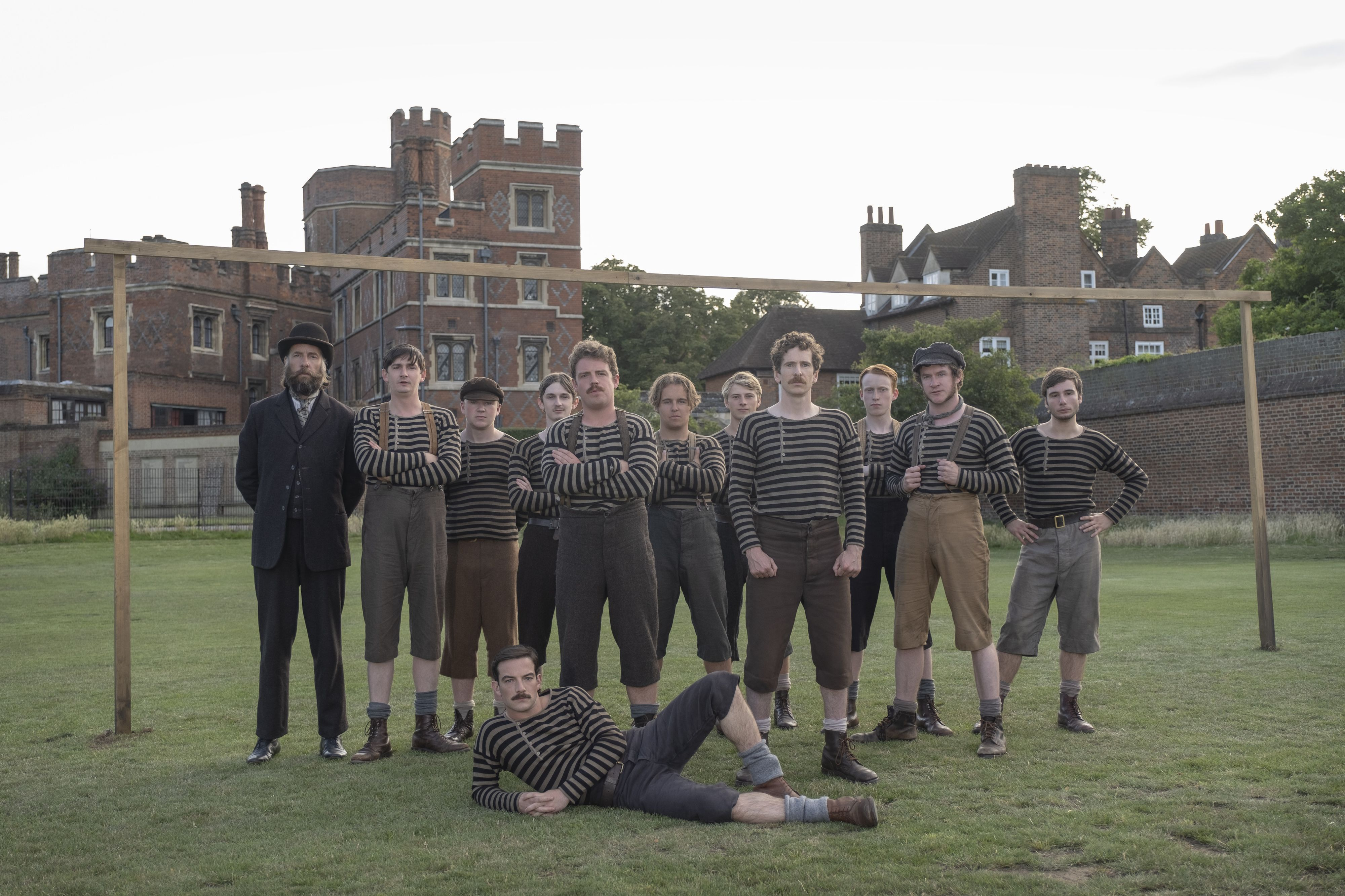 Is Netflix's 'The English Game' A True Story?   Esquire