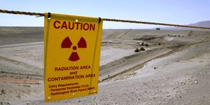 Radioactive Waste Cleanup Continues At Hanford Nuclear Reservation