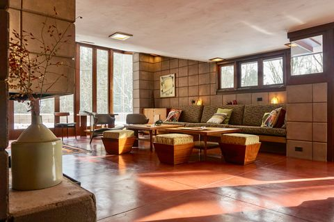 Eppstein House, interiors
