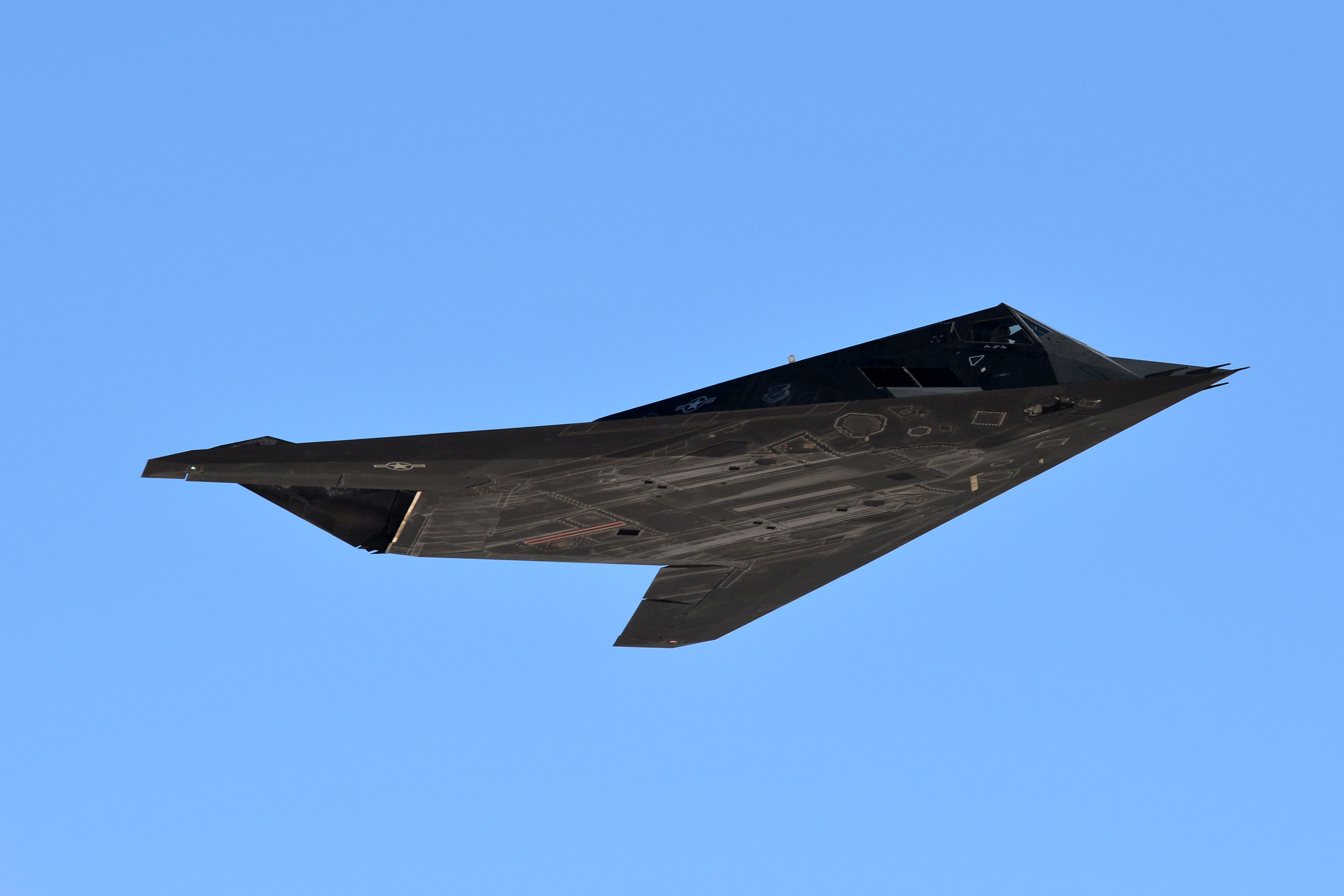 The F-117A Nighthawk Is Allegedly Retired. So Why Is It Secretly Flying Over L.A.?