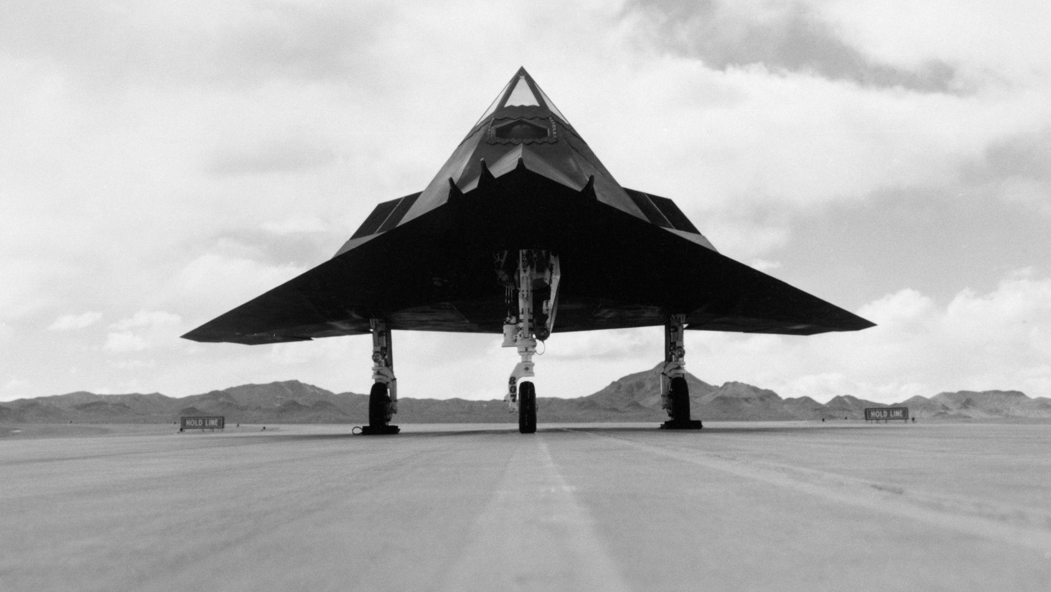 Why the F-117 Nighthawk Is Such a Badass Plane