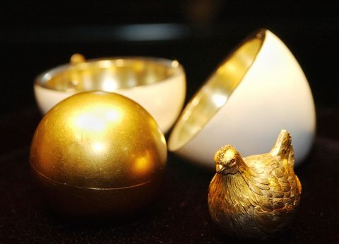 "The Faberge Hen Egg, part of ""Imperial T"