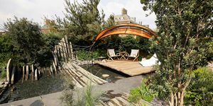 Facebook garden chelsea flower show