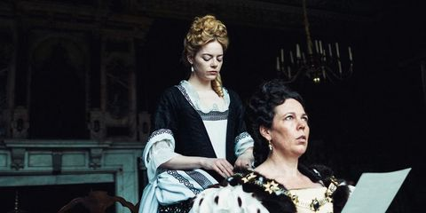 movie 2019 oscar The Favourite Received 10 Oscar Nominations Full List Of