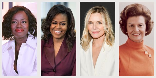 the first lady showtime viola davis michelle obama michelle pfeiffer betty ford