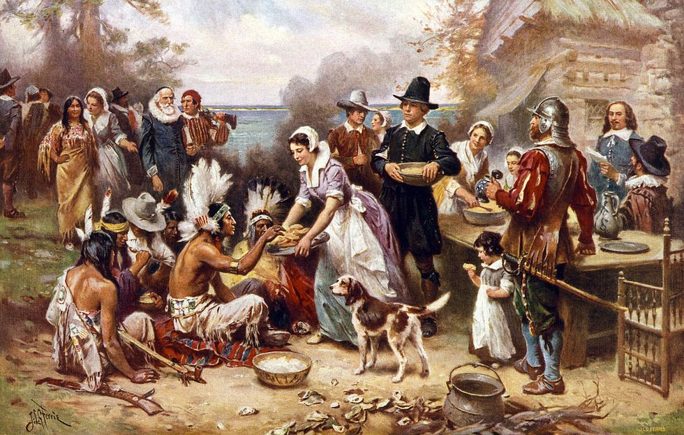 Quirky Thanksgiving Trivia Facts to Impress Your Friends this Holiday