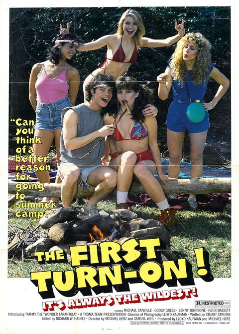 the first turn on movie poster