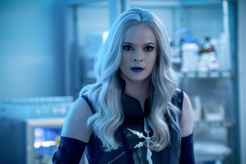 danielle panabaker as caitlin snow, the flash
