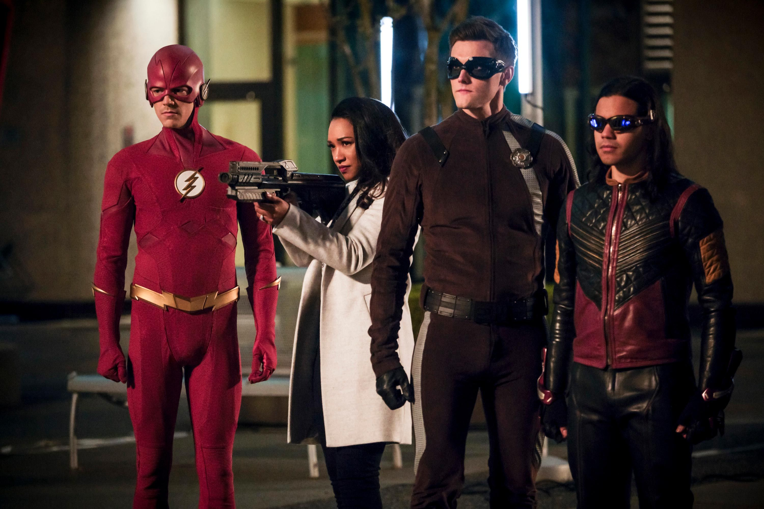 How The Flash season 7 will be changed by Hartley Sawyer's firing