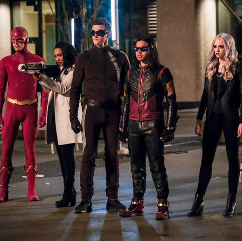 The Flash Season 7 Cast