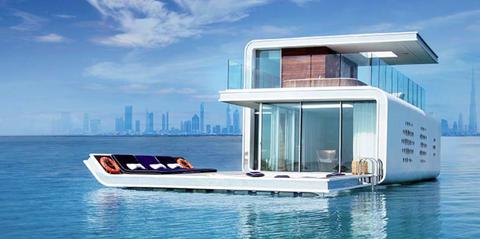 Los mejores hoteles bajo el agua habitaciones de hotel for Hoteles con habitaciones en el agua