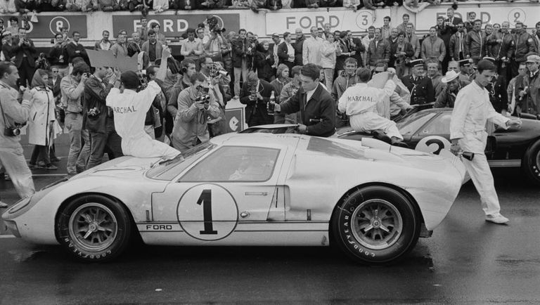 The ultimate Ford throwback