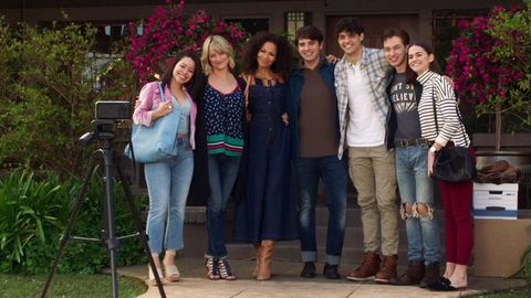 The Fosters Cast Freeform