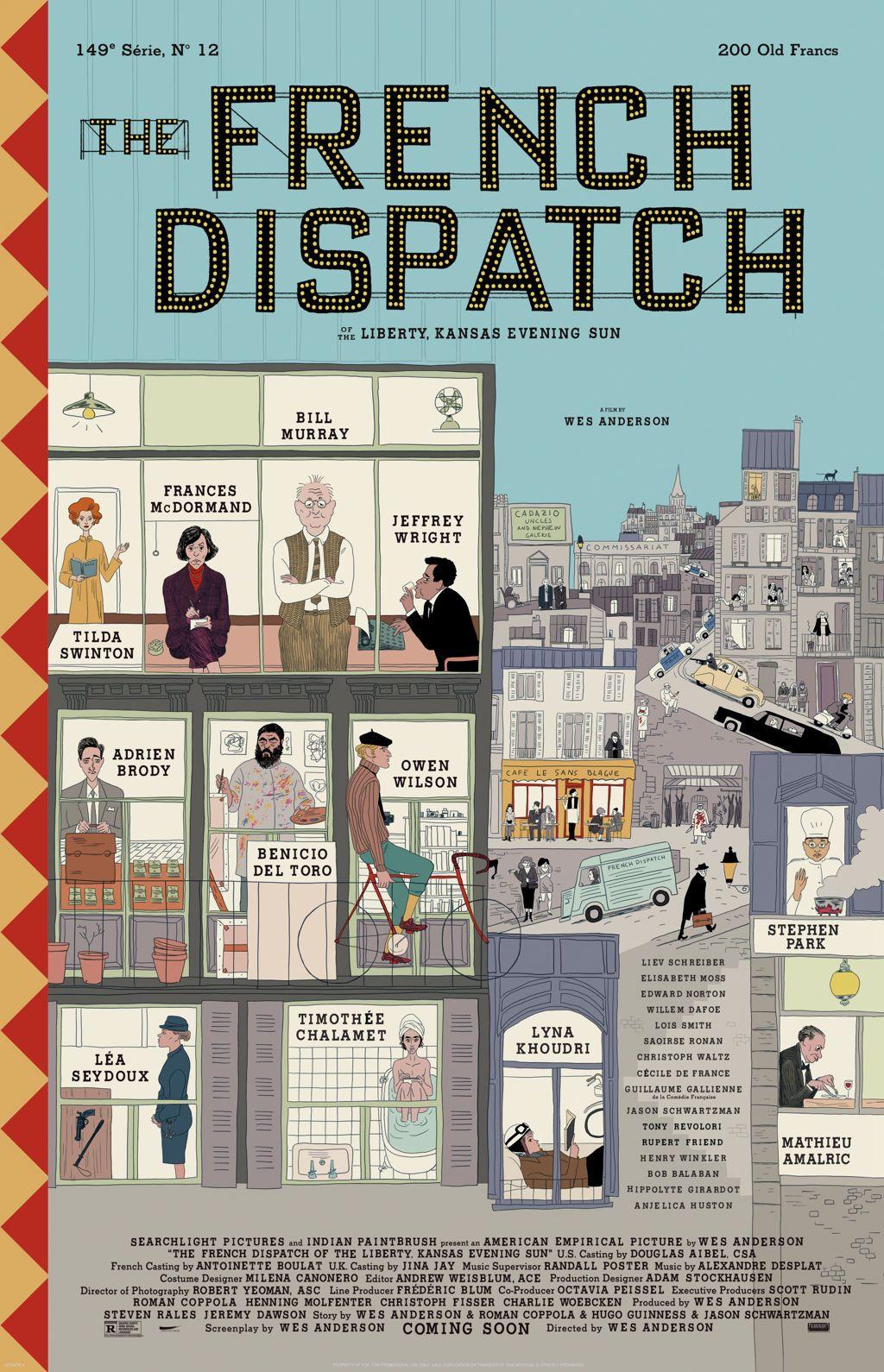 Las películas que vienen - Página 15 The-french-dispatch-poster-1581438472
