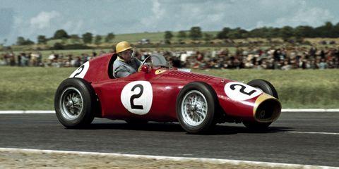 From Gonzalez To Leclerc Every Ferrari F1 Race Winning Driver Since 1951